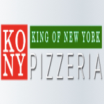 King of New York Pizzeria Pub Logo