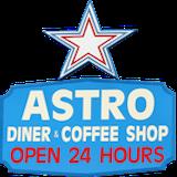 Astro Family Restaurant Logo