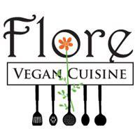 Flore Vegan Cuisine Logo