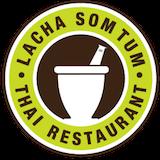 Lacha Somtum Thai Restaurant | ราชาส้มตำ Logo