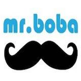 Mr. Boba  Logo