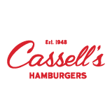 Cassell's Hamburgers Logo