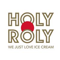 Holy Roly Ice Cream Logo
