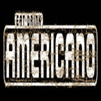 Eat Drink Americano Logo