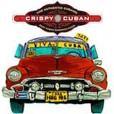 Crispy Cuban Food Truck Logo