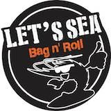 Let's Sea Bag n' Roll Logo