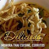Monora Thai Logo