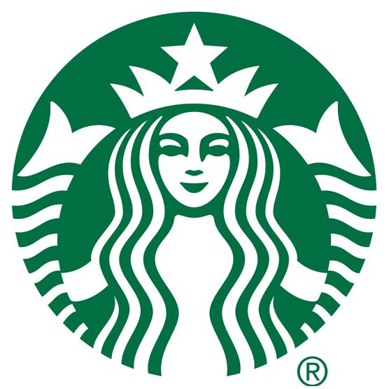 Starbucks (Del Amo & Woodruff, Lakewood) Logo
