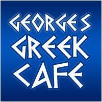 George's Greek Cafe (Belmont Shore) Logo