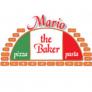 Mario the Baker Pizza & Pasta Logo