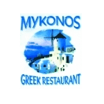 Mykonos Greek Grill Logo