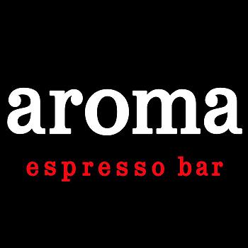 Miami Gardens-Aroma Espresso Bar Logo
