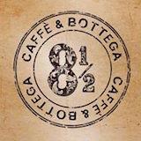 8 1/2 Caffe & Bottega Logo