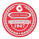 Velvet Creme Doughnuts & Coffee Logo