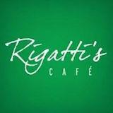 Rigatti's Cafe Logo