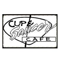 Cup & Saucer Cafe Logo