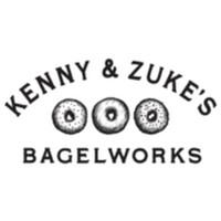 Kenny & Zuke's Bagelworks Logo