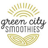 Green City Smoothies Logo