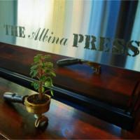 Albina Press (4637 N Albina Ave) Logo
