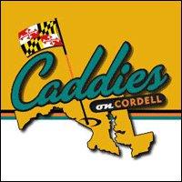 Caddies on Cordell Logo