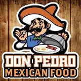 Don Pedro Food Cart Logo