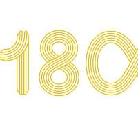 180 Xurros & Xocolata Logo