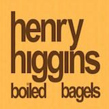 Henry Higgins Boiled Bagels Logo