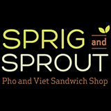 Sprig and Sprout Logo