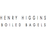 Henry Higgins Boiled Bagels Logo