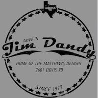 Jim Dandy Drive-In Logo