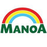 Manoa Poke Shop Logo