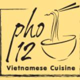 Pho 12 Logo