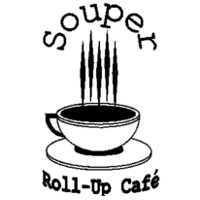 Souper Roll Up Cafe Logo