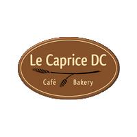 Le Caprice DC Café Bakery Logo