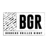 BGR - The Burger Joint (Michigan Ave) Logo