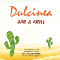 Dulcinea Bar and Grill (DC) Logo