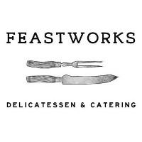 Feastworks Delicatessen Logo