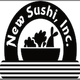 New Sushi Inc Logo