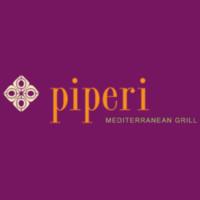 Piperi Mediterranean Grill Logo