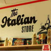 The Italian Store (Spoutrun) Logo