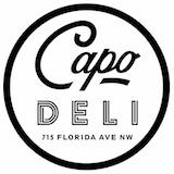 Capo Deli Logo