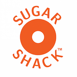 Sugar Shack Donuts And Coffee Logo