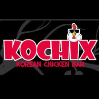 KoChix Korean Chicken Wings Logo