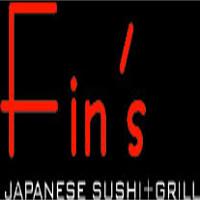 Fin's Sushi & Grill Logo