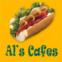 Al's Cafe (State) Logo