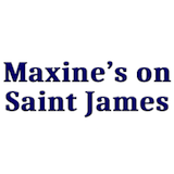 Maxine's On Saint James Logo