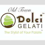Dolci Gelati Cafe Logo