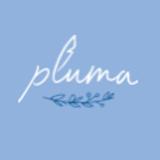 Pluma by Bluebird Bakery Logo