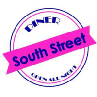 South Street Diner - Boston Logo