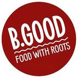 B.GOOD - Seaport Logo